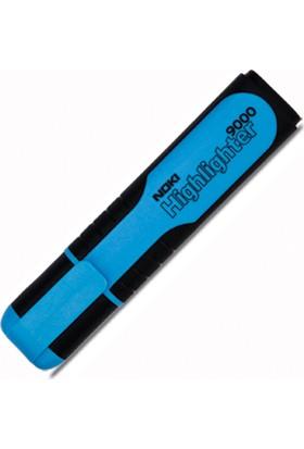 Noki 9000S Fosforlu Kalem Renk - Mavi