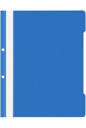 Noki Xl 4820 Plastik Telli Dosya 50'li Paket Renk - Mavi