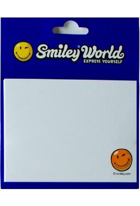 Notix Smiley Desenli 50 Yaprak 100 x 75 Yapışkanlı Not Kağıtları