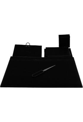 Paper Note Fn1031 Basic Sümen Takımı 5 Parça Siyah