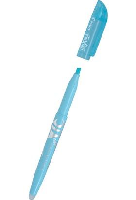 Pilot Frixion Light Pastel Mavi Silinebilir Keçeli Kalem