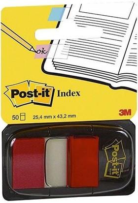 Post-It 680-5 İndex Not Kağıdı 25,4 x 43,2 Mm Sarı 50 Yaprak