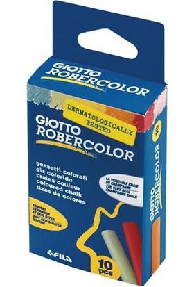 Robercolor Giotto Karışık Renkler Tebeşir 10'lu