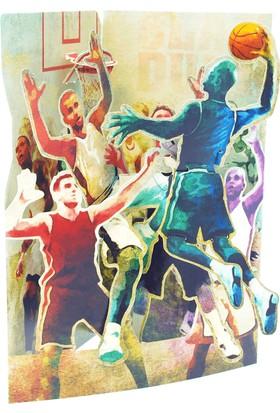 Santoro Gc Swing Cards Basketbol 3D Kart Sc143