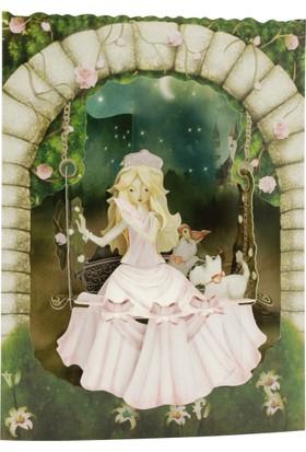 Santoro Gc Swing Cards Pembe Prenses Sc151