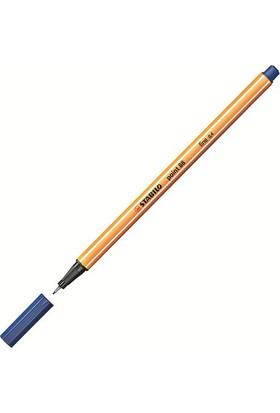 Stabilo Point 88 Keçe Uçlu Kalem Renk - Mavi