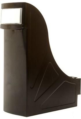 Vegus C-5100 Plastik Magazinlik Renk - Siyah