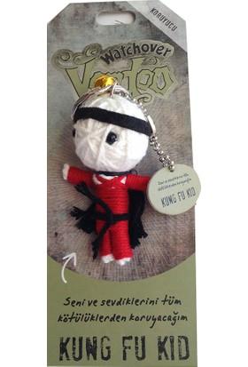 Voodoo Kung Fu Kid Anahtarlık 042