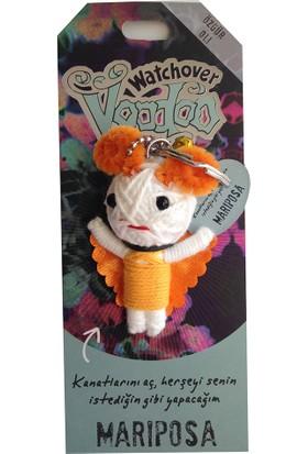 Voodoo Mariposa Anahtarlık 056