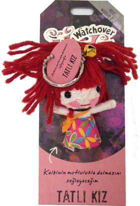 Voodoo Tatlı Kız Anahtarlık 106