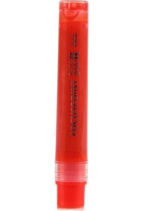 Focuspoint 33 Beyaz Tahta Kalemi Kartuşu Renk - Kırmızı