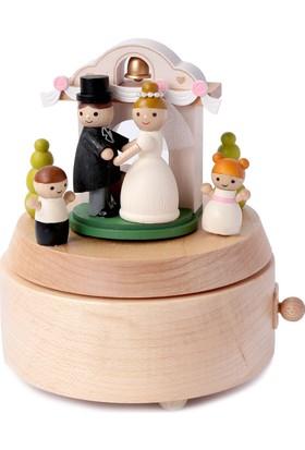 Wooderfullife 1060401 Kilise Düğünü