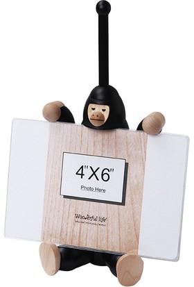 Wooderfullife 1100601 Resim Çerçevesi - Goril