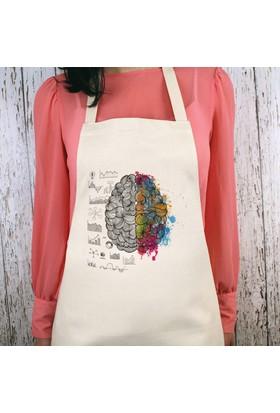 Juno Brain Storm Mutfak Önlüğü
