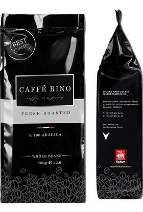 Caffe Rino Espresso Çekirdek Kahve - 1000 gr