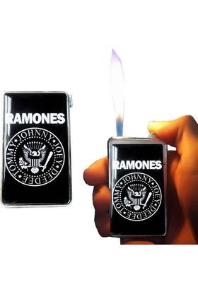 Modaroma Ramones İphone Model Çakmak
