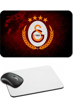 Fotografyabaskı Galatasaray Taraftar Dikdörtgen Mouse Pad