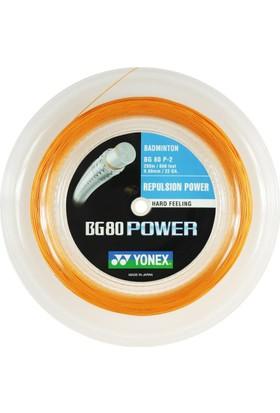 Yonex Bg 80 Power(10M)Bad.Kordajı