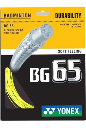 Yonex Bg 65(10M)Bad.Kordajı