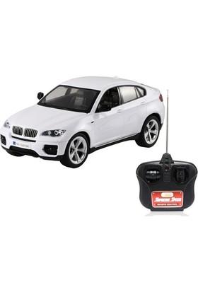 Splendid Şarjlı Uzaktan Kumandalı Araba Bmw X6 Beyaz