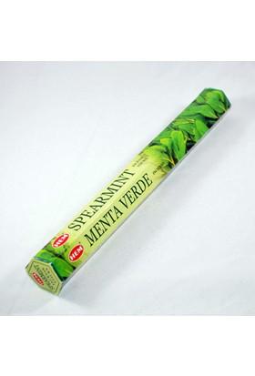 Hem Tütsü Nane Kokusu 20 Çubuk Spearmint Incense Stick