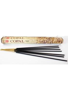 Hem Tütsü Tropik Reçine Kokusu 20 Çubuk Lobal Incense Stick