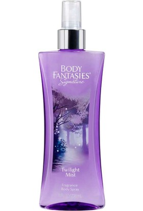 Body Fantasies Twilight Mist Vücut Spreyi 236 ml
