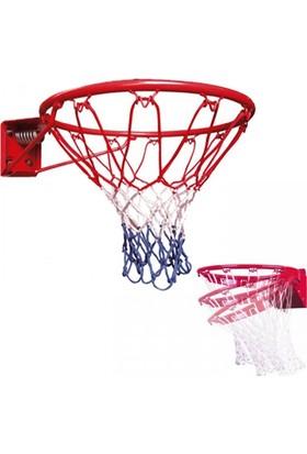Avessa BGY 1818 Basketbol Çemberi Tek Katlı Yaylı Fileli
