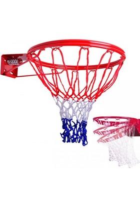 Avessa BGY 2818 Basketbol Çemberi Çift Katlı Yaylı Fileli
