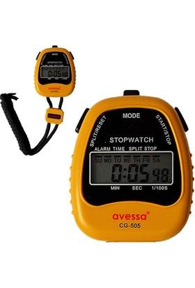 Avessa CG-505 Kronometre Hafızasız