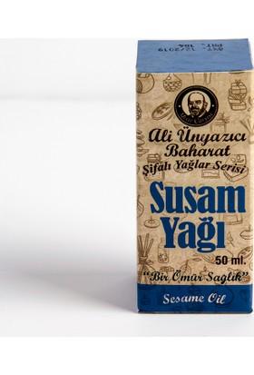 Ali Ünyazıcı Susam Yağı 50 cc
