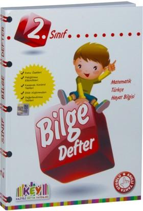 Kaliteli Eğitim Yayınları 2. Sınıf Tüm Dersler Bilge Defter Serisi