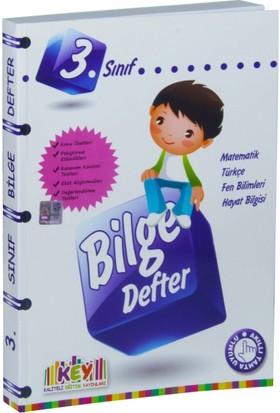 Kaliteli Eğitim Yayınları 3. Sınıf Tüm Dersler Bilge Defter Serisi