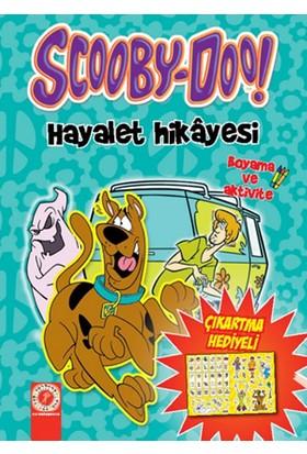 Scooby-Doo! Hayalet Hikayesi (Boyama Ve Aktivite)