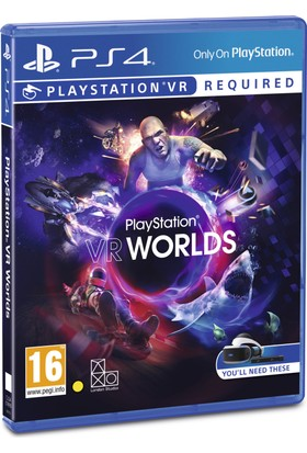 Ps4 Playstation Vr Worlds