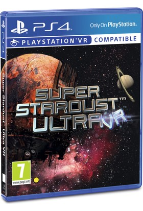 Ps4 Super Stardust Ultra Vr