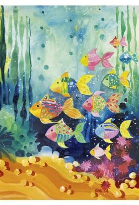 Heye Shoal Of Fish 1000 Parça Puzzle (Gabila Rissone Musumeci)