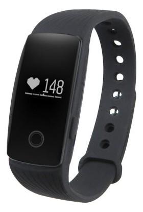 Fit To-Kalp Atış Sensörlü Adım Sayarlı Akıllı Bileklik 107 İos&Android