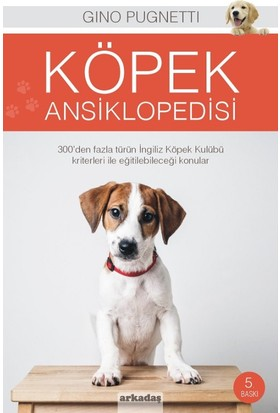 Köpek Ansiklopedisi - Gino Pugnetti