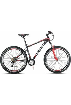 Kron XC 100 27.5 V 2017 Model Dağ Bisikleti Siyah Kırmızı