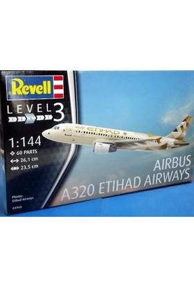 Revell Airbus A320 Etihad (1/144 Ölçek)