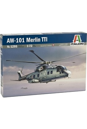 Italeri Aw- 101 Merlin Ttı (1/72 Ölçek)