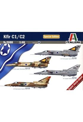 Italeri Kfir C1/C2 (1/48 Ölçek)