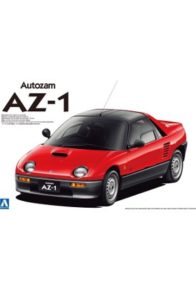 Aoshima Mazda Autozam Az-1