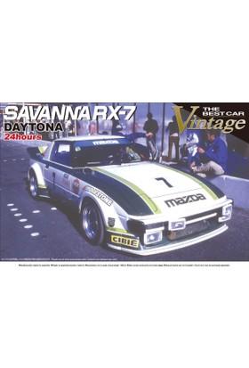 Aoshima Mazda Savanna Rx-7 Daytona 24Hours 1979