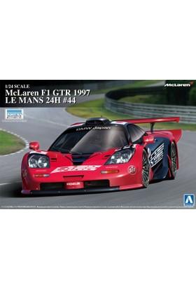 Aoshima Mclaren F1 Gtr 1997 Lemans 24Hours No.44