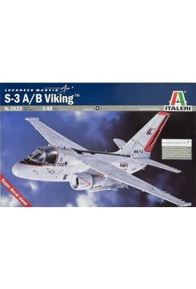Italeri S-3 A/B Viking (1/48 Ölçek)