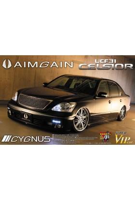 Aoshima Toyota Aimgain Cygnus Ucf31 Celsior Late Version
