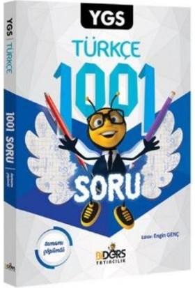 Biders Yayıncılık Ygs Türkçe 1001 Soru