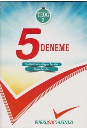 Doğruşık Yayınları Teog 2-5 Deneme